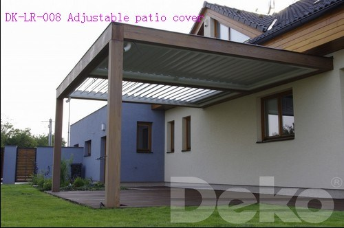 China adjustable patio cover dk lr