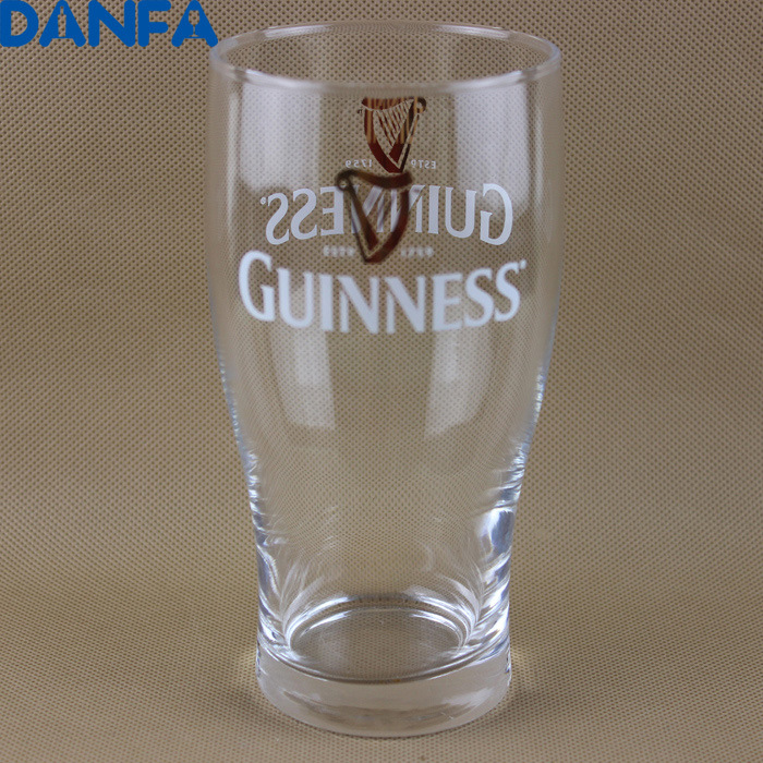 20oz British Pub Glass Pint Glass for Beers and Ales (BG012)