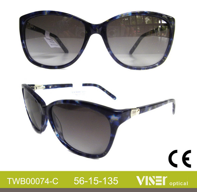 New Fashion Acetate Glasses Eyewear (74-C)