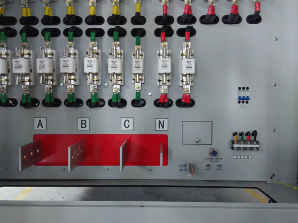 1250kw Load Bank for Generator Testing