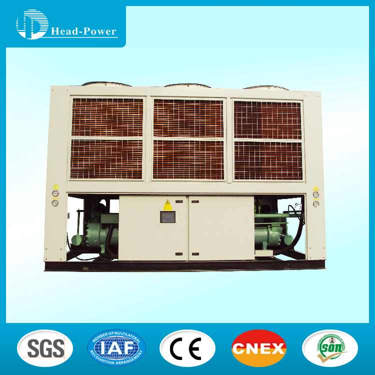 R407 Heat Pump Type Air Cooled Screw Water Chiller
