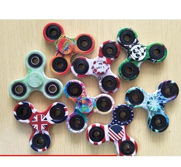 New Arrival Fidget Toy Hand Spinner Fidget Spinner