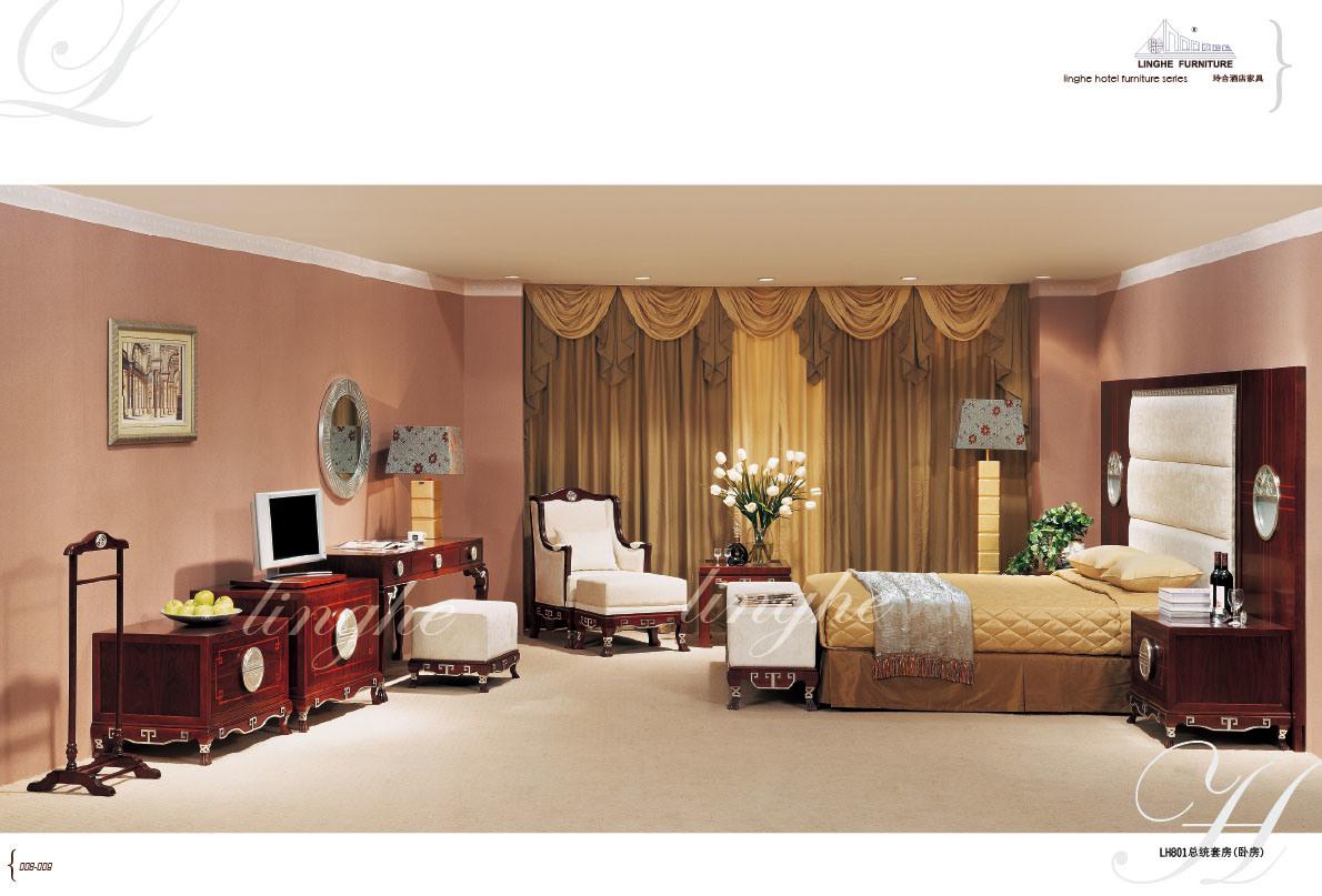 Habitaci n de dormitorio del hotel lh801 habitaci n de for Chambre a coucher hotel