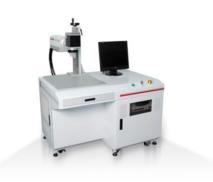 China Good Quality Three Years Warranty Metal Fiber Laser Marking Machine