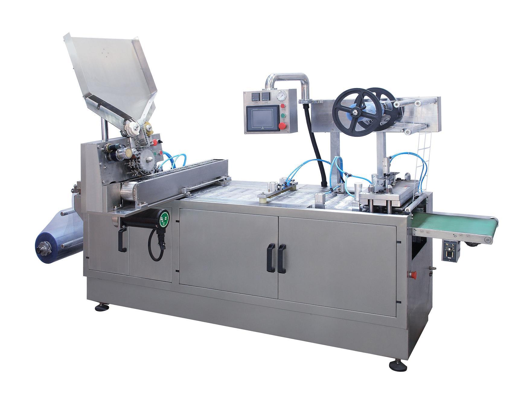 Dpp-320 Model Ampoule Packing Machine