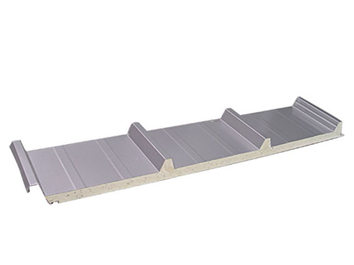 Pu sandwich panel roof panel (cleaning panel)