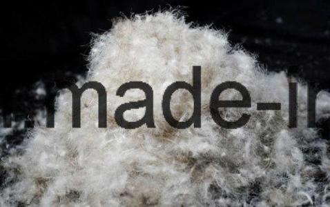 Washed Grey/Gray Duck Down 95% (EN12934, USA-2000, JIS, GB/T17685-2016)