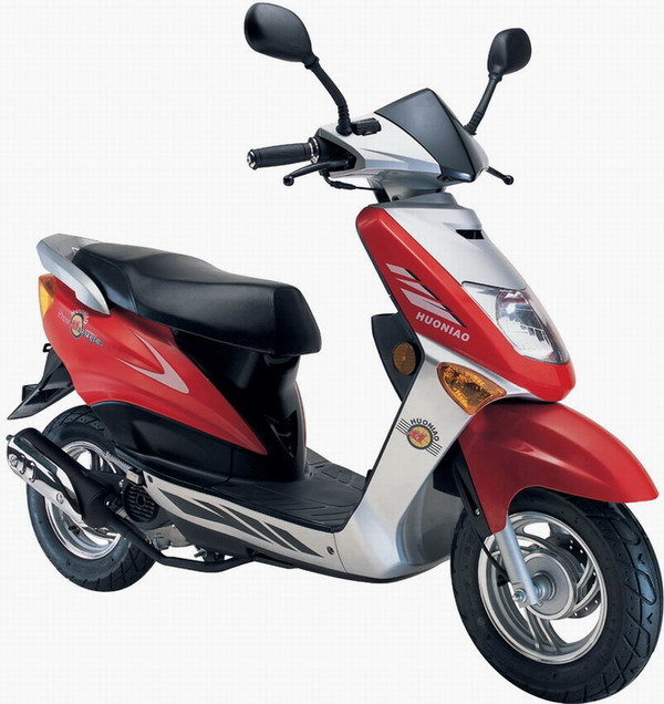 China Motor Scooters Hn50qt 7 China Motorcycle Scooter