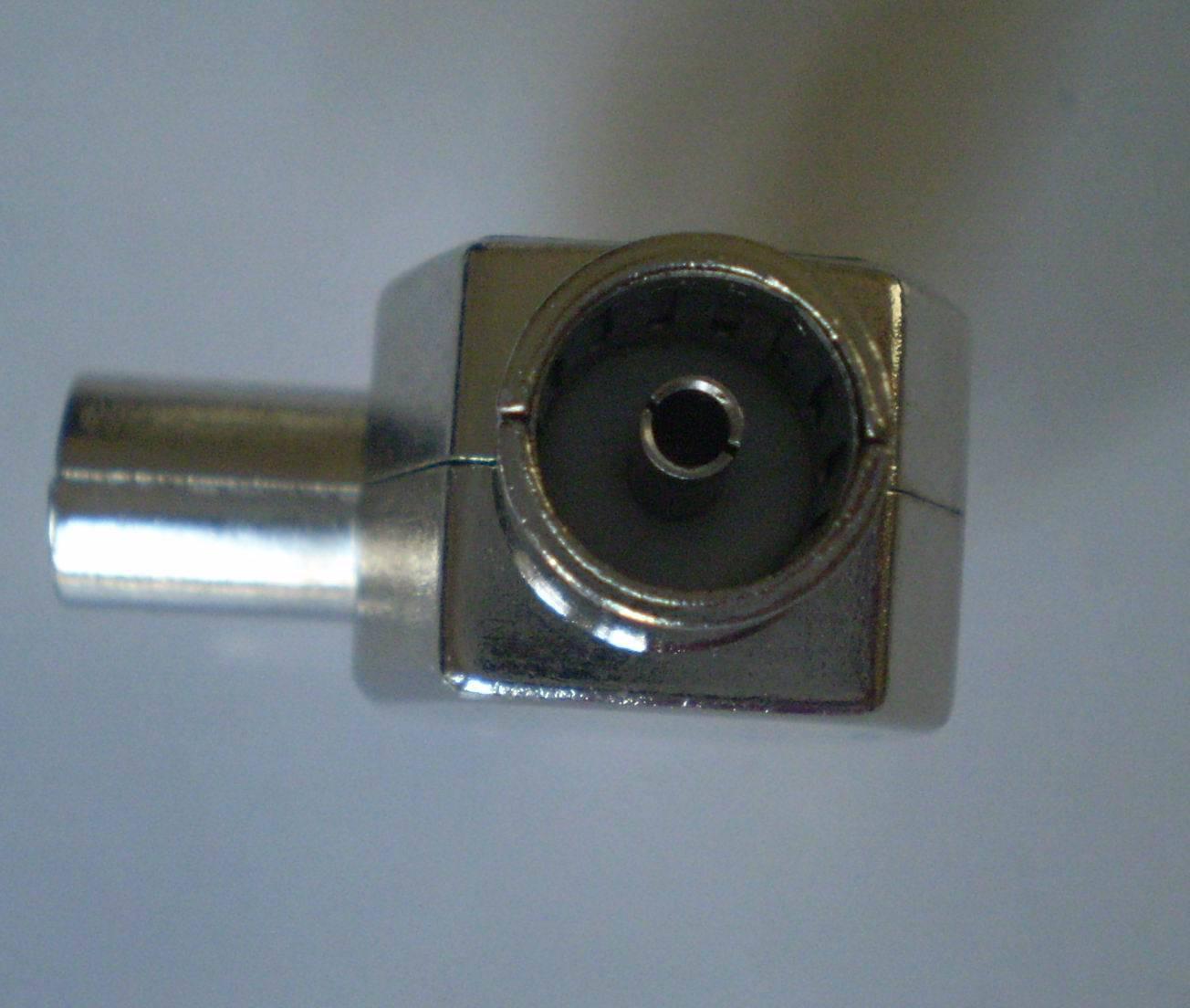TV Splitter/Dish Splitter (1M-2F)