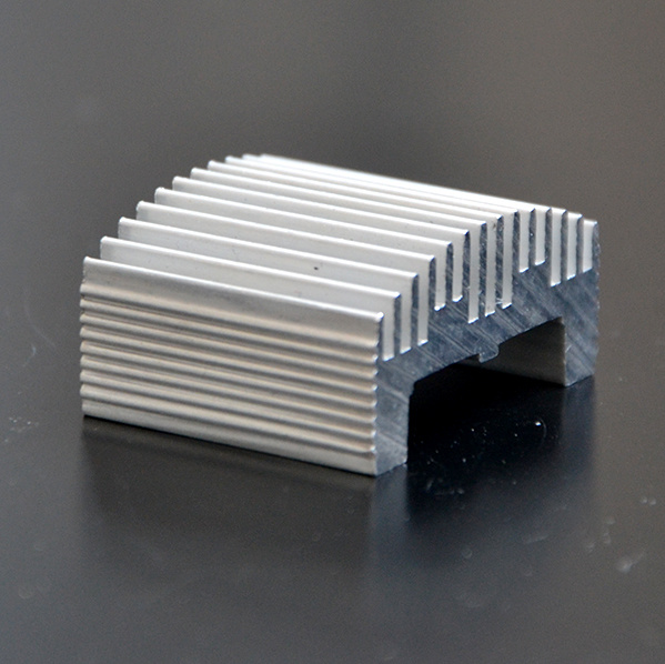 Deep Processed Aluminum Heat Sink
