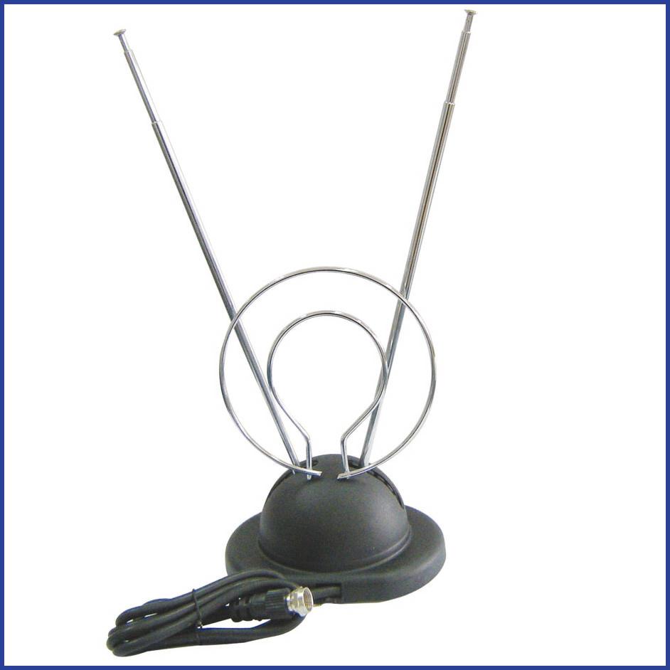 Antenas para tv elantro for Antenas de tv interiores