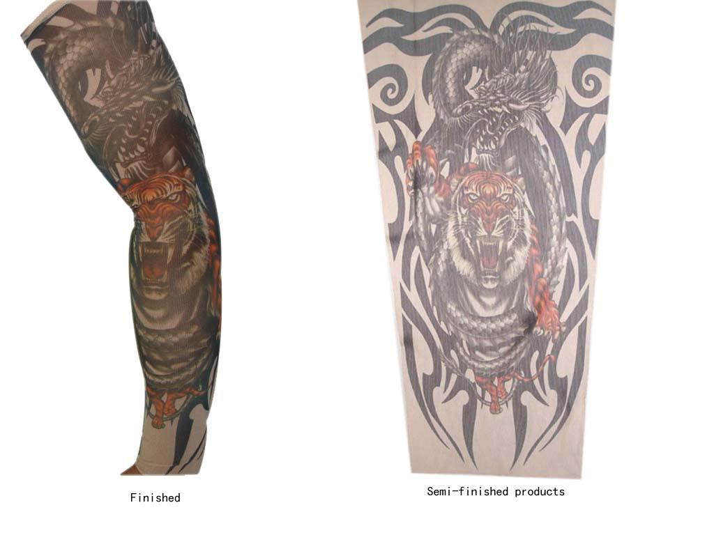 All Kinds of Tattoo Sleeves