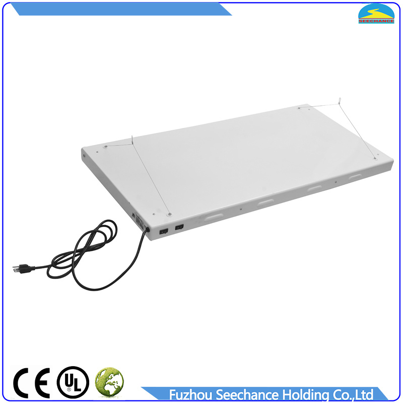 Grow Light T5 Fluorescent Fixture 4*8