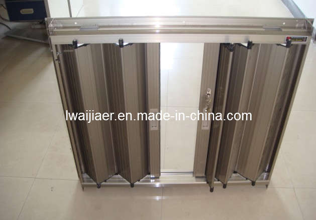 Aluminum Shutter Window (ZXJH003)