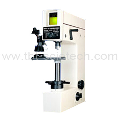 Rockwell Hardness Test. Vickers Hardness Tester