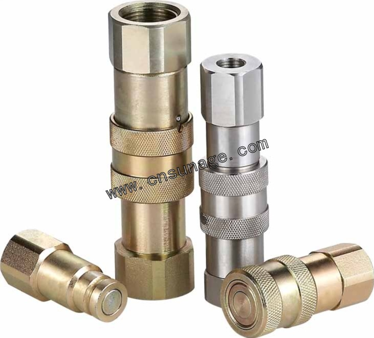 China hydraulic quick couplings