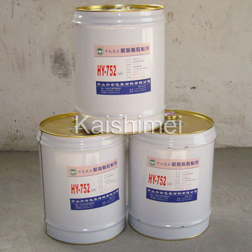 Dry Laminating Adhesive for Food Soft Packing (HY-752/G65)