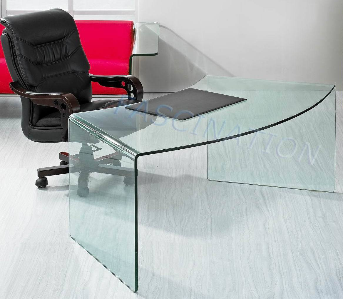 ... Glass Office Table (X-019) - China Glass Office Table, Office Table