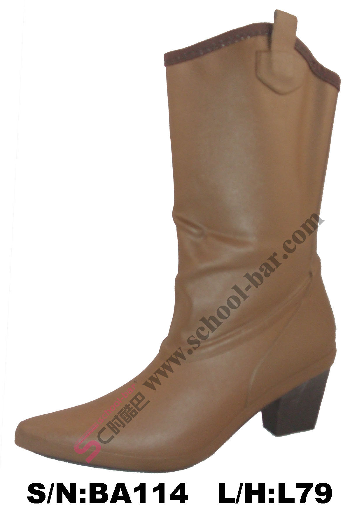 China Rubber Boots (Fashion-BA114) - China Rubber Boots ...