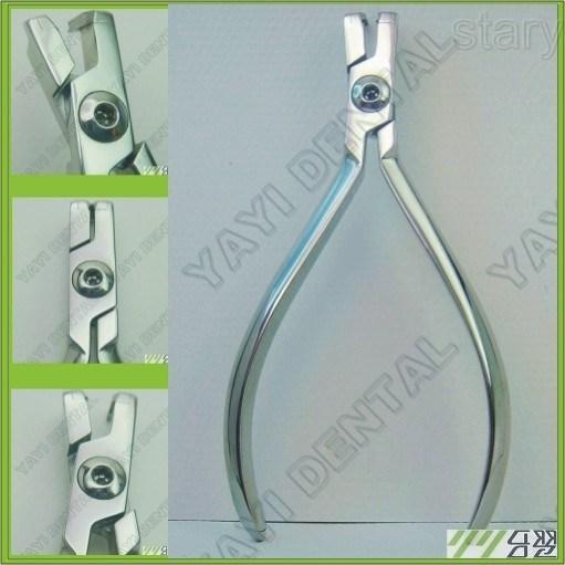 Dental Instrument: Distal End Cutter Plier (YAYI-004)