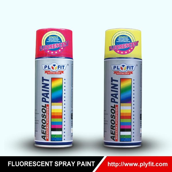 Fluorescent Spray Paint 400ml China Paint Spray Paint