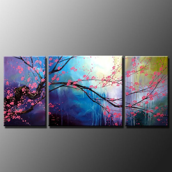 Asian Canvas Art - Asian Oil Paintings - Wall Artwork