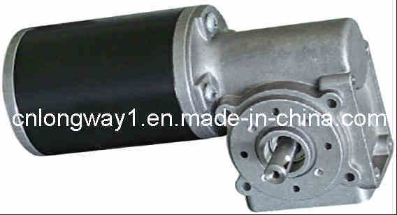 DC Worm Gear Motor for Machine (63ZYT125/63JW)