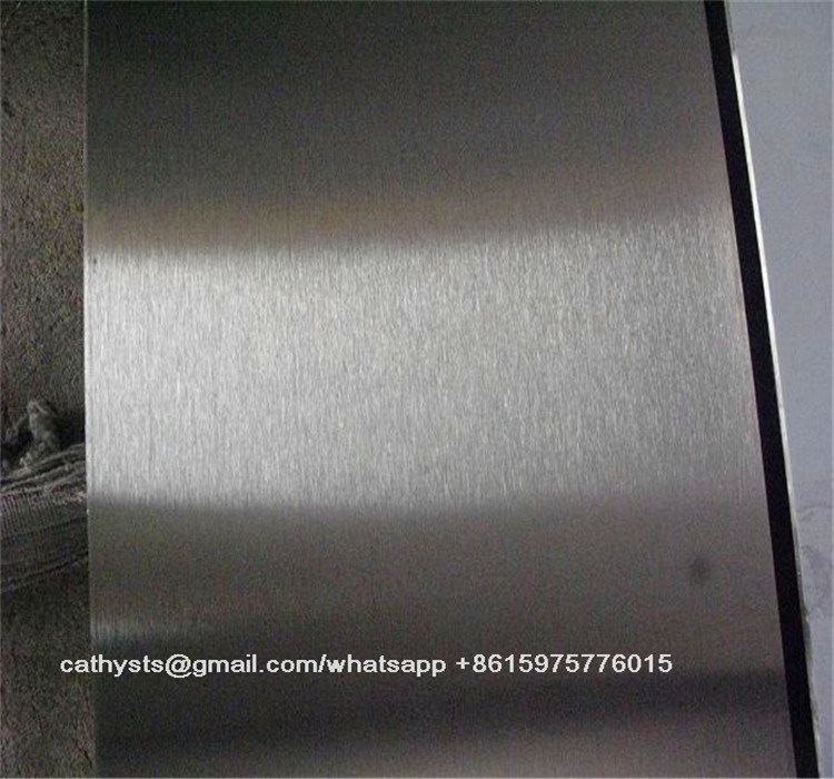 Stainless Steel Sheet Metal Worker Hl Finish And No. 4 Surface For Interior  Cladding And