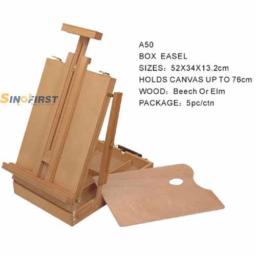 Easel, Wooden Easel