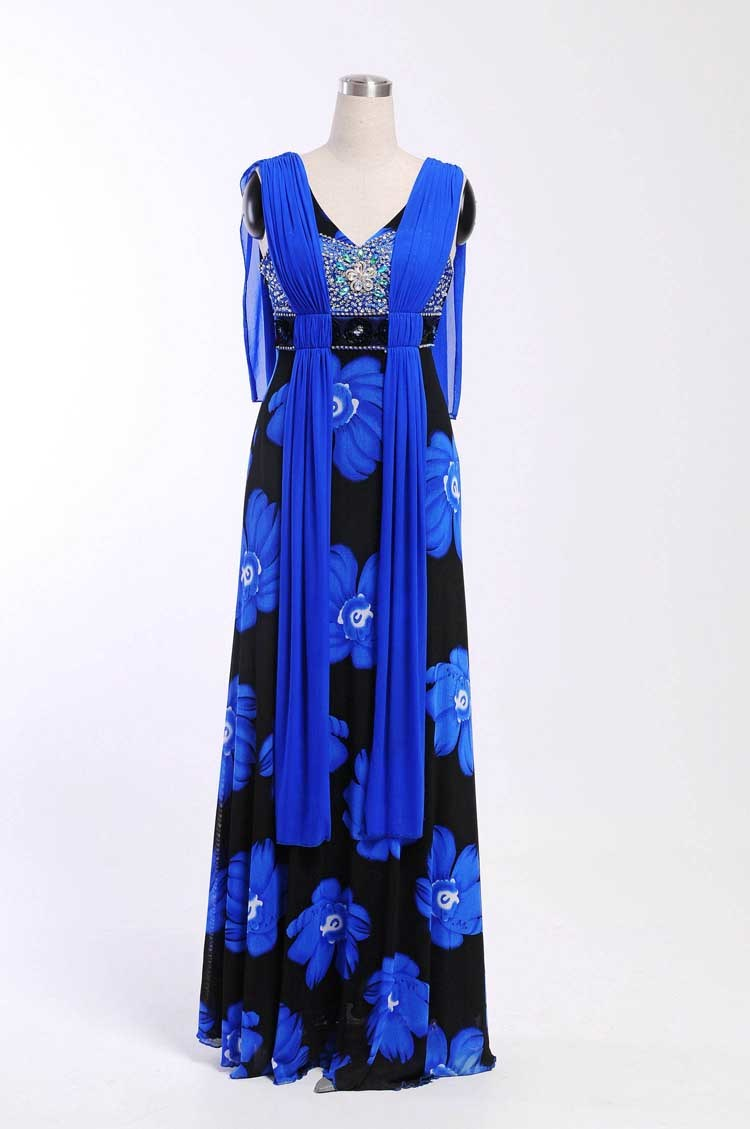Islamic Evening Dress