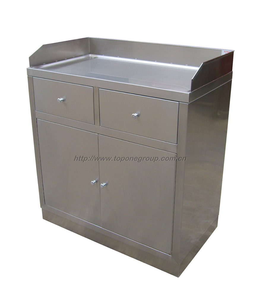 China stainless steel cabinets for restaurant and hospital for Steel kitchen cabinets