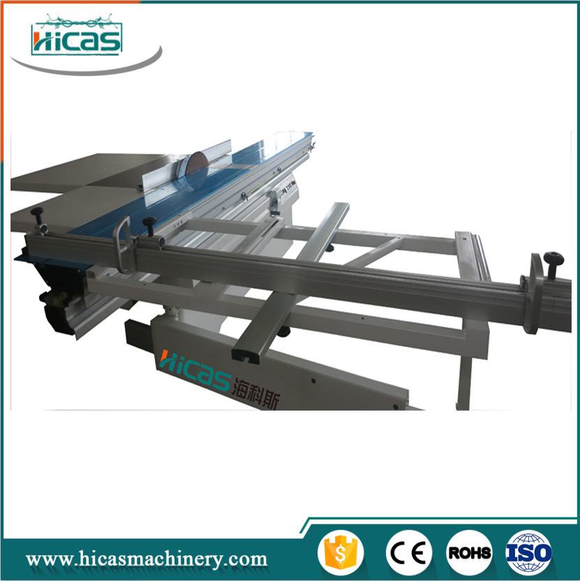 CNC Wood Cutting Sliding Table Saw