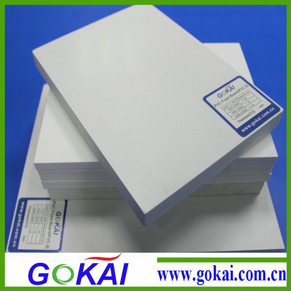 (RoHS) 4mm 1220*2440mm PVC Foamed Board for Furniture