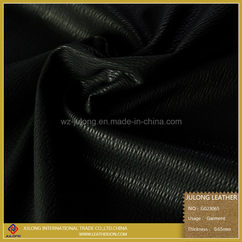 New PU Garment Leather (G023)