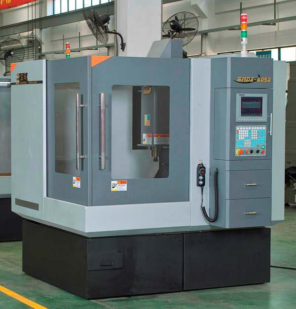Metal Plate Engraving CNC Machine Bmdx6050