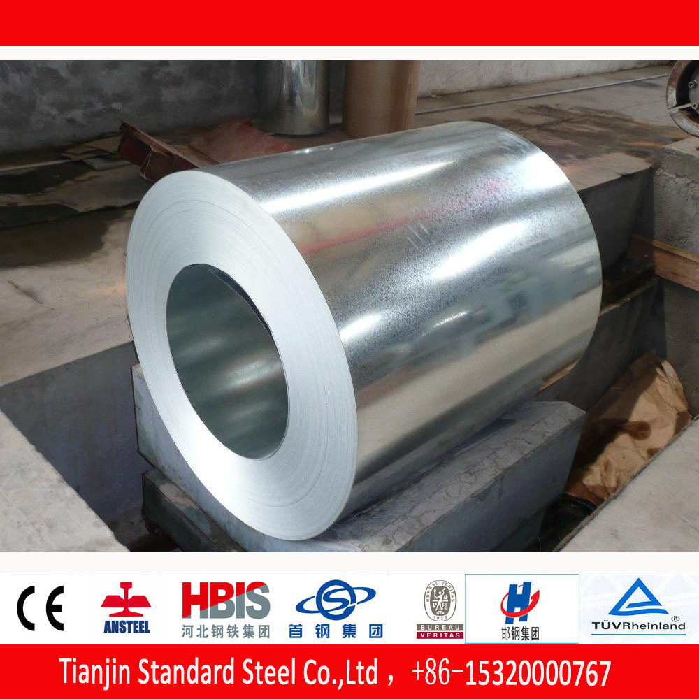 High Strength G550 Hot Dipped Galvanized Steel Coil