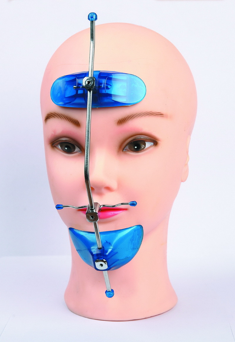 Face Mask Reverse Pull Headgear (multi-adjustable)