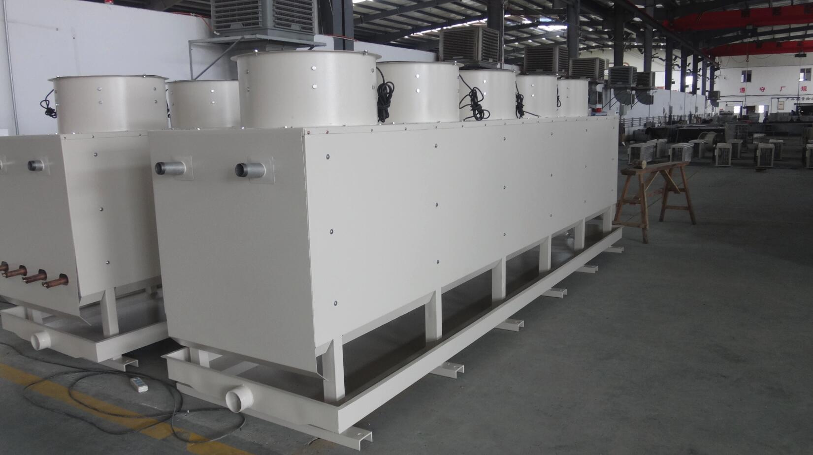 China Hot Sale Floor Standing Air Cooler Evaporator for Freezer Room