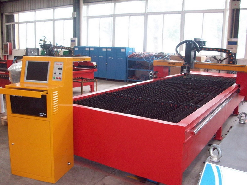 CNC Oxy-Fuel Cutting Machine Table