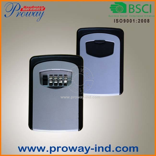 Metal Mini Key Safe Box (KLB-04)