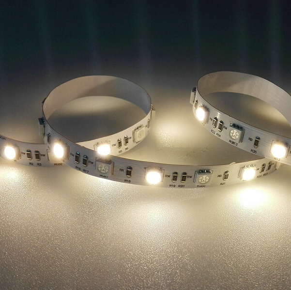 RGB+Warm White/White Multiple Color LED Flexible Light Strip