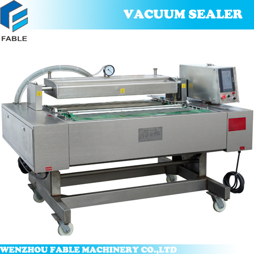 Single Room Vacuum Packing Plastic Bag Vacuum Sealer (DZ1000)