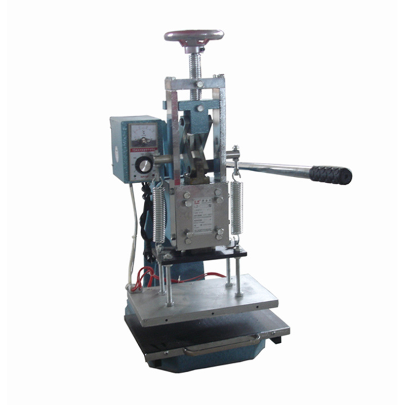 310 Manual Card Printing Hot Foil Stamping Machine