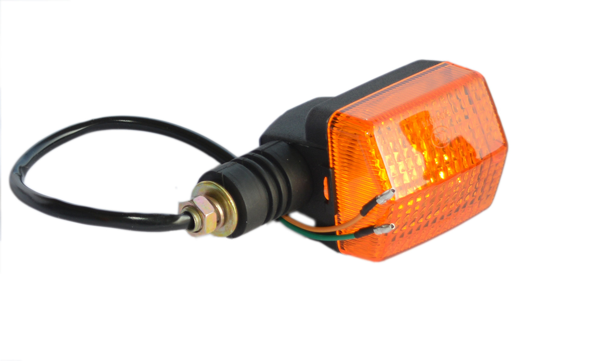 Motorcycle Spare Parts (Head lamp & Indicator)