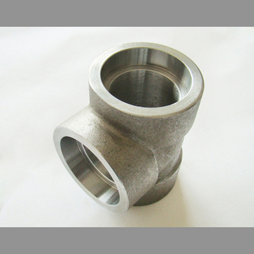 Asme SA479 High Pressure Stainless Steel F316L Forged Union Tee