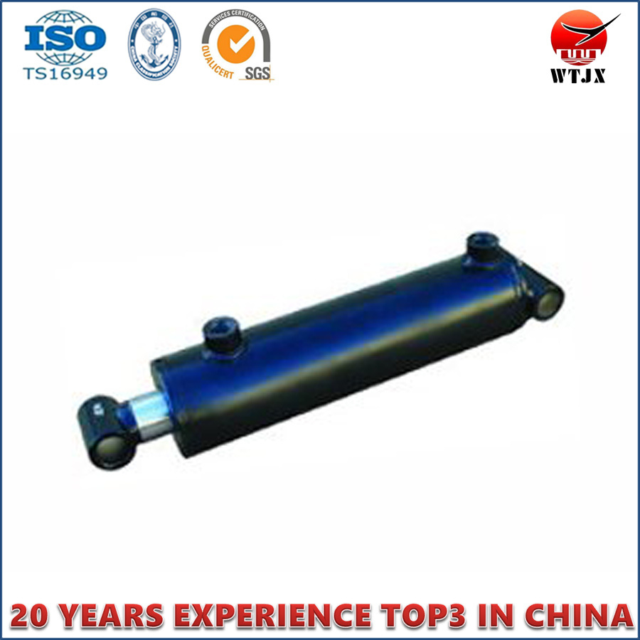 Single Acting Agricultural Equipment Hydraulic Cylinders