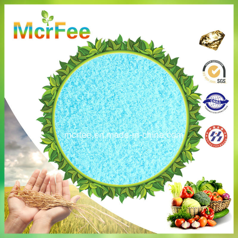 High Quality Water Soluble Fertilizer NPK +Te 20-20-20/15-15-15 for Customers