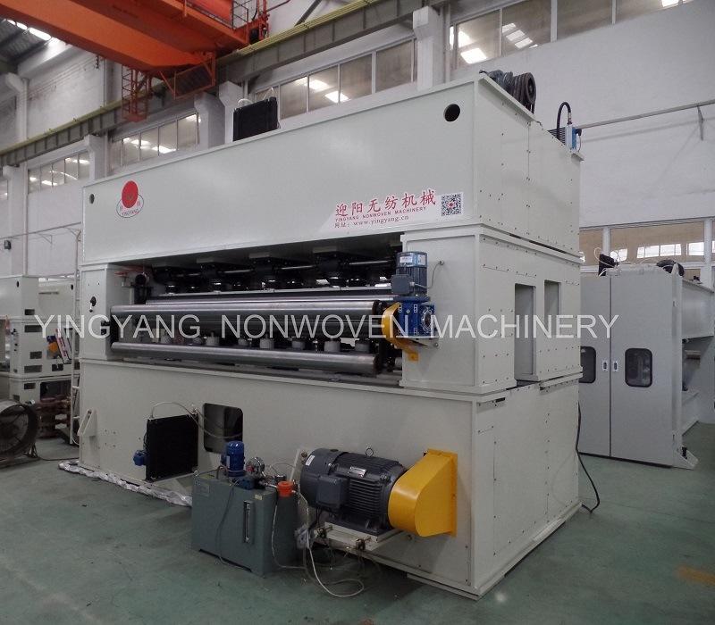 Yygz-III High Speed Tandem Needle Loom