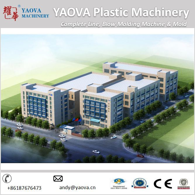 Yaova Professional Manufacturer Semi Automatic Blow Moulding Machine