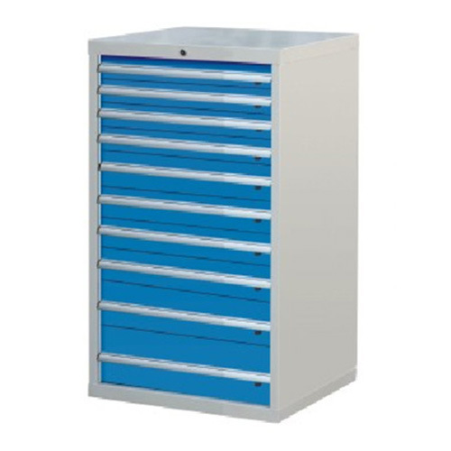 Westco Tool Cabinet with Drawers (Drawer Cabinet, Workshop Cabinet, ML-1650-10)